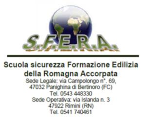 logo scuola edile accorpata della Romagna